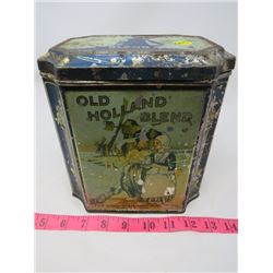 OLD HOLLAND BLEND COFFEE TIN