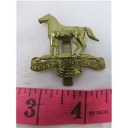 BADGE (ALBERTA DRAGOONS REGIMENT) *19*