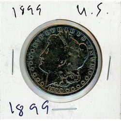 ONE DOLLAR COIN (USA) *1899* (SILVER)