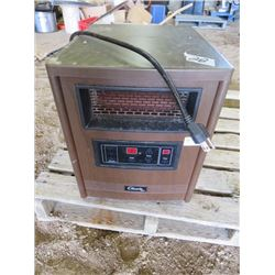 PORTABLE HEATER (INFRARED PTC)