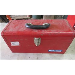 """TOOL BOX (16"""" X 20"""" X 7.5"""") *CONTENTS INCLUDED*"""