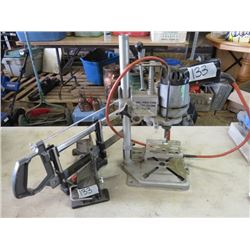 MITER SAW AND DRILL PRESS STAND