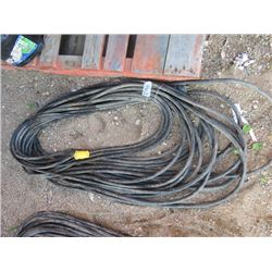 INDUSTRIAL EXTENSION CORD (120V) * APPROXIMATLY 30 FEET LONG*