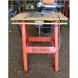 TABLE SAW (IRS)