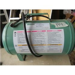 AIR TANK (SPEEDAIRE MODEL 2TWC2) *PORTABLE* (5 GALLON)