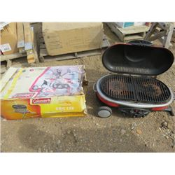 COLEMAN BARBECUE (COLLAPSABLE)
