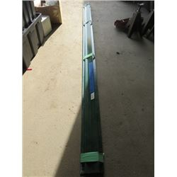 ROOF SNOWFALL GUARD (8 SECTIONS 10 FOOT LONG)