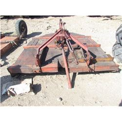 """72"""" 3 PTH MOWER (PTO DRIVEN) *ROUGH CUT* (MISSING FRONT 1/2 OF PTO SHAFT)"""
