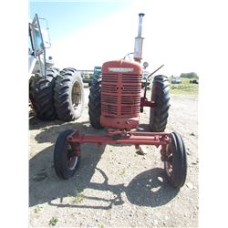 """FARM-ALL M TRACTOR (2ND OWNER) *ORIGINAL MANUAL* (13.6"""" X 38"""" TIRES)"""