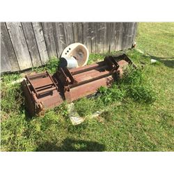 Snow Blade for utility tractor (F.E.L. Mount)