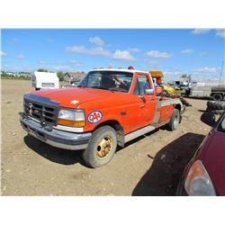 1996 Ford F350 tow truck (Diesel)