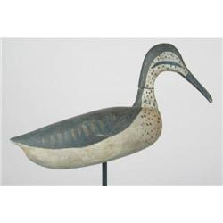 Yellowlegs decoy from LA in XOP with light wear a
