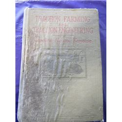 TRACTION FARMING AND TRACTION ENGINEERING MANUALS(GASOLINE, ALCOHOL, KEROSENE)