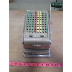 CHEQUE MACHINE (VINTAGE)
