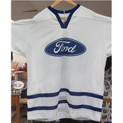 FORD HOCKEY JERSEY (WAYNE GRETZKY 99) *MENS SIZE XXL* (ORIGINAL TAGS)