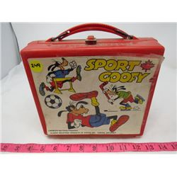 SPORT GOOFY LUNCH BOX (NO THERMOS)
