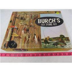 FLY TYING KIT (BURCH'S)