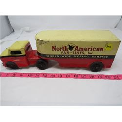 NORTH AMERICAN VAN-LINES INC (WORLD WIDE MOVING SERVICE TRUCK) *TIN*