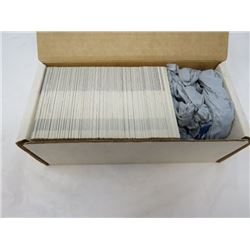 BOX OF HOCKEY CARDS