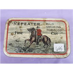 REPEATER TOBACCO WITH MOUNTIE