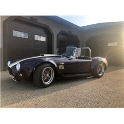 12:30PM SATURDAY FEATURE! BEAUTIFUL! 1967 SHELBY COBRA CUSTOM