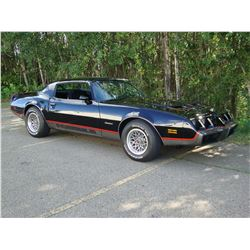 3:00PM SATURDAY FEATURE! 1979 PONTIAC FIREBIRD FORMULA 400 4 SPEED MATCHING NUMBERS LOW MILE