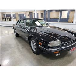 NO RESERVE! 1988 JAGUAR XJSC CONVERTIBLE