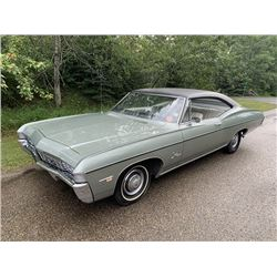 1968 CHEVROLET IMPALA SUPER SPORT SS INCREDIBLE TIME CAPSULE
