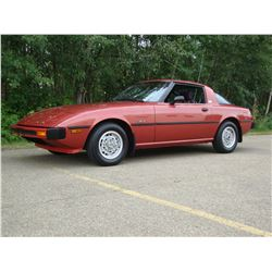 1980 MAZDA RX-7 ANNIVERSARY MODEL VERY LOW MILES
