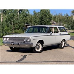 NO RESERVE 1965 DODGE CORONET 440 WAGON RESTOMOD