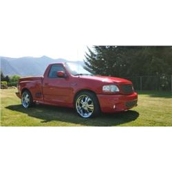 2004 FORD SVT LIGHTNING