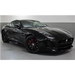 2017 JAGUAR F TYPE SVR SUPERCHARGED AWD