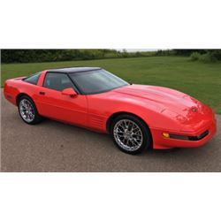NO RESERVE! 1993 CHEVROLET CORVETTE