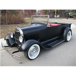 1928 FORD ROADSTER PICK UP CUSTOM