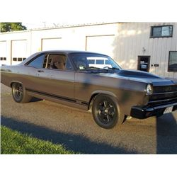 FRIDAY NIGHT 1966 FORD FAIRLANE GT CUSTOM BIG BLOCK RESTO MOD STREET SHAKER