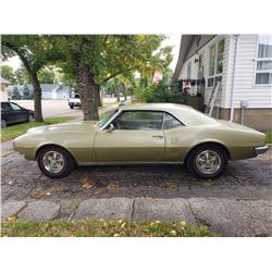 FRIDAY NIGHT 1968 PONTIAC FIREBIRD COUPE