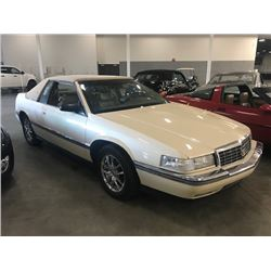 FRIDAY NIGHT 1992 CADILLAC ELDORADO 2 DOOR COUPE