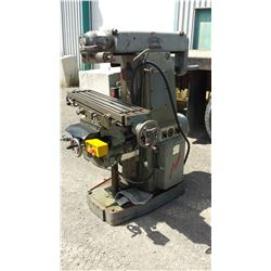 SAJO Milling Machine with Indexable Table and indexable Head on MT-3