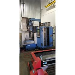 MAZAK vertical Milling VQC-20/40A  IN WORKING CONDITION WHEN DISCONECTED