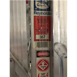 New Reynolds Step and extension ladder 7' - 11'