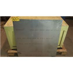 """Stainless Sheet 36"""" x 36"""" x 0.050"""""""