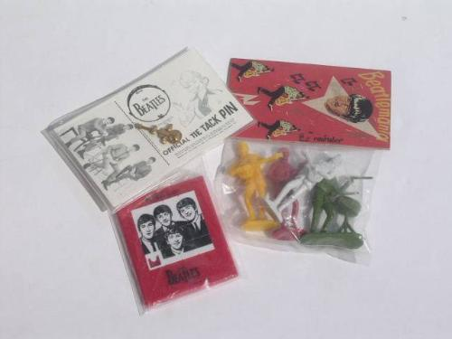 Bj S Cake Decoration Packet : The Beatles. Beatlemaina cake decorations in original ...