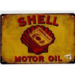 """ADVERTISING SIGN (SHELL) *12"""" X 8""""* (REPRO)"""