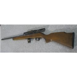 """.22 SEMI AUTOMATIC RIFLE (COOEY MODEL 64b) *28"""" BARREL* (COMES WITH CLIP)"""