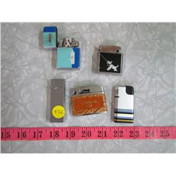 LOT OF ASSORTED LIGHTERS