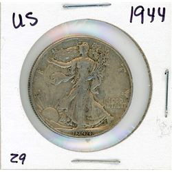 FIFTY CENT COIN (USA) *1944* (SILVER)