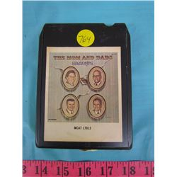 THE MOM AND DAD'S SOUVENIRS 8 TRACK