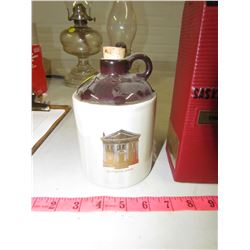 WATSON, SK JUG & SPIRIT OF SASKATCHEWAN DECANTER