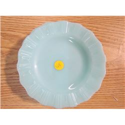 "LOT OF 8 BLUE PYREX PLATES (7"")"