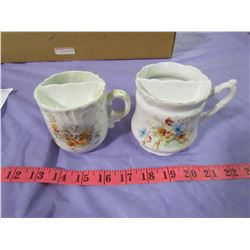 SHAVING MUGS (SET OF 2)